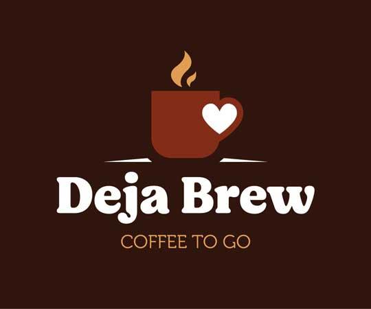 Deja Brew Coffee to Go
